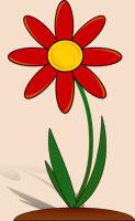 poveste floarea rosie